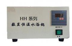 HH系列-2型恒温水浴锅