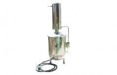 ZD-5/10型不锈钢电热蒸馏水器