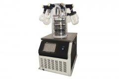 立式冷冻干燥机Scientz-12N 多歧管 0.12
